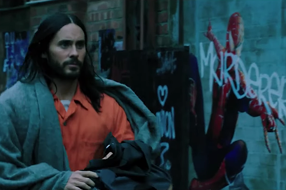 Morbius >> The Morbius Trailer Features A Surprising Marvel Cameo