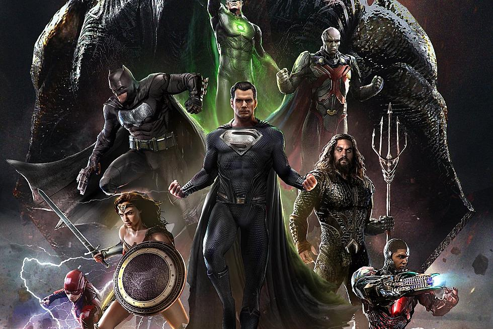 The 'Justice League' Snyder Cut Gets Poster From BossLogic