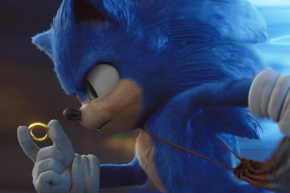 Sonic The Hedgehog Review This Is No Game