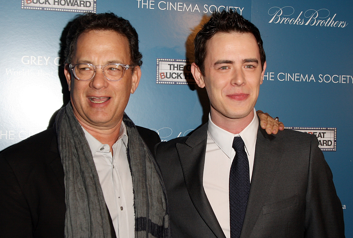 Tom Hanks and Rita Wilson's Sons Assure Fans They're Doing ...