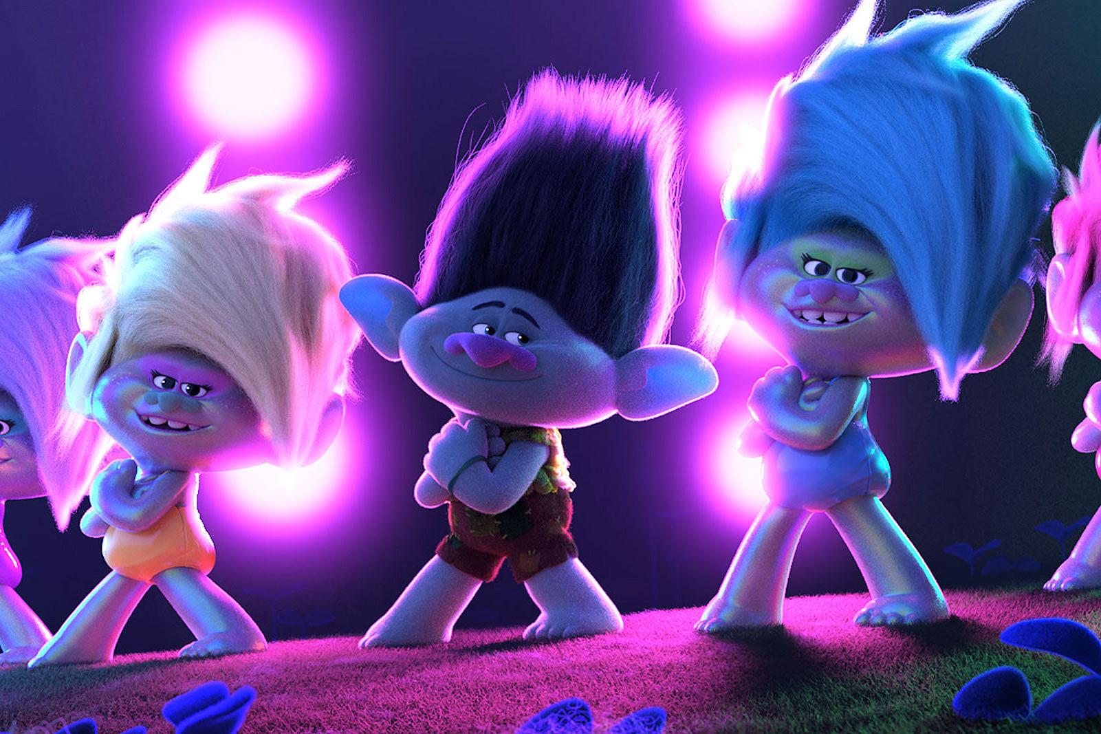 Trolls World Tour Review An Infinity War For Kiddie Pop