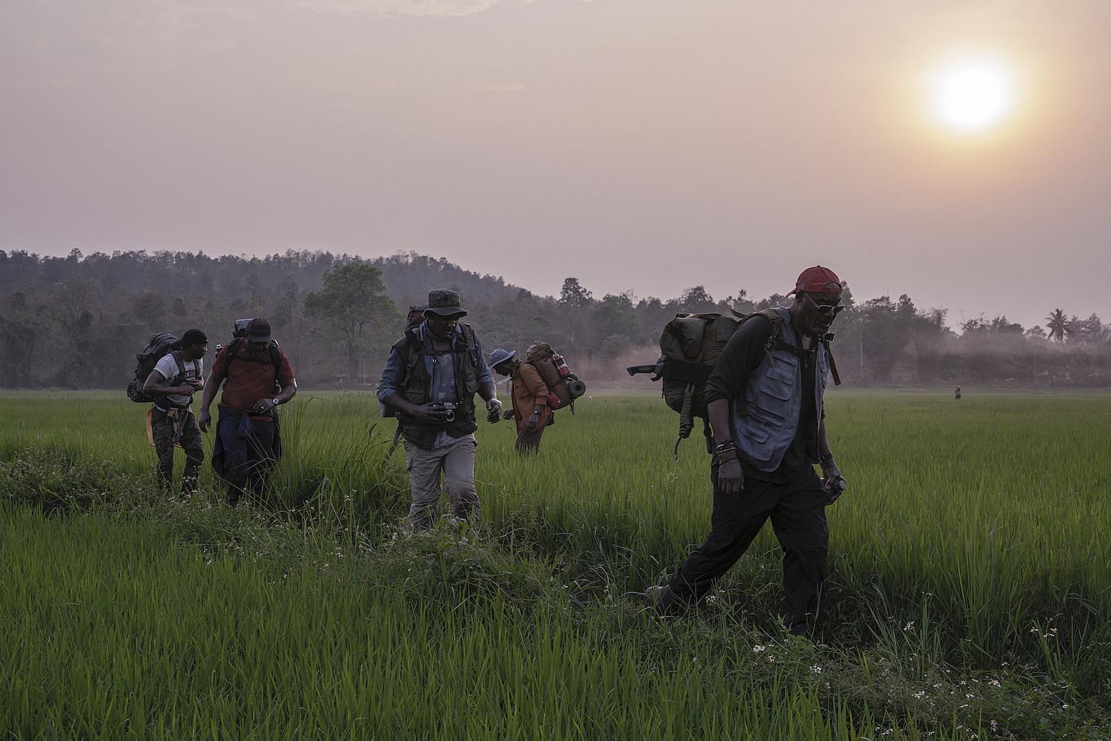 Da 5 Blood Trailer : Spike Lee Heads to Vietnam , And Netflix