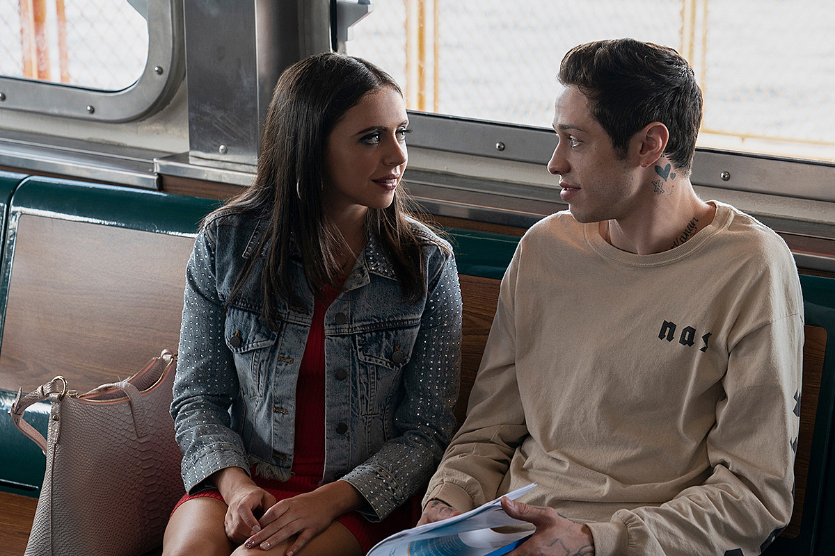 The King Of Staten Island Review Pete Davidson Tells His Story
