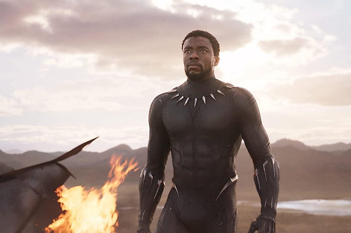 Marvels New Logo Pays Tribute to Chadwick Boseman