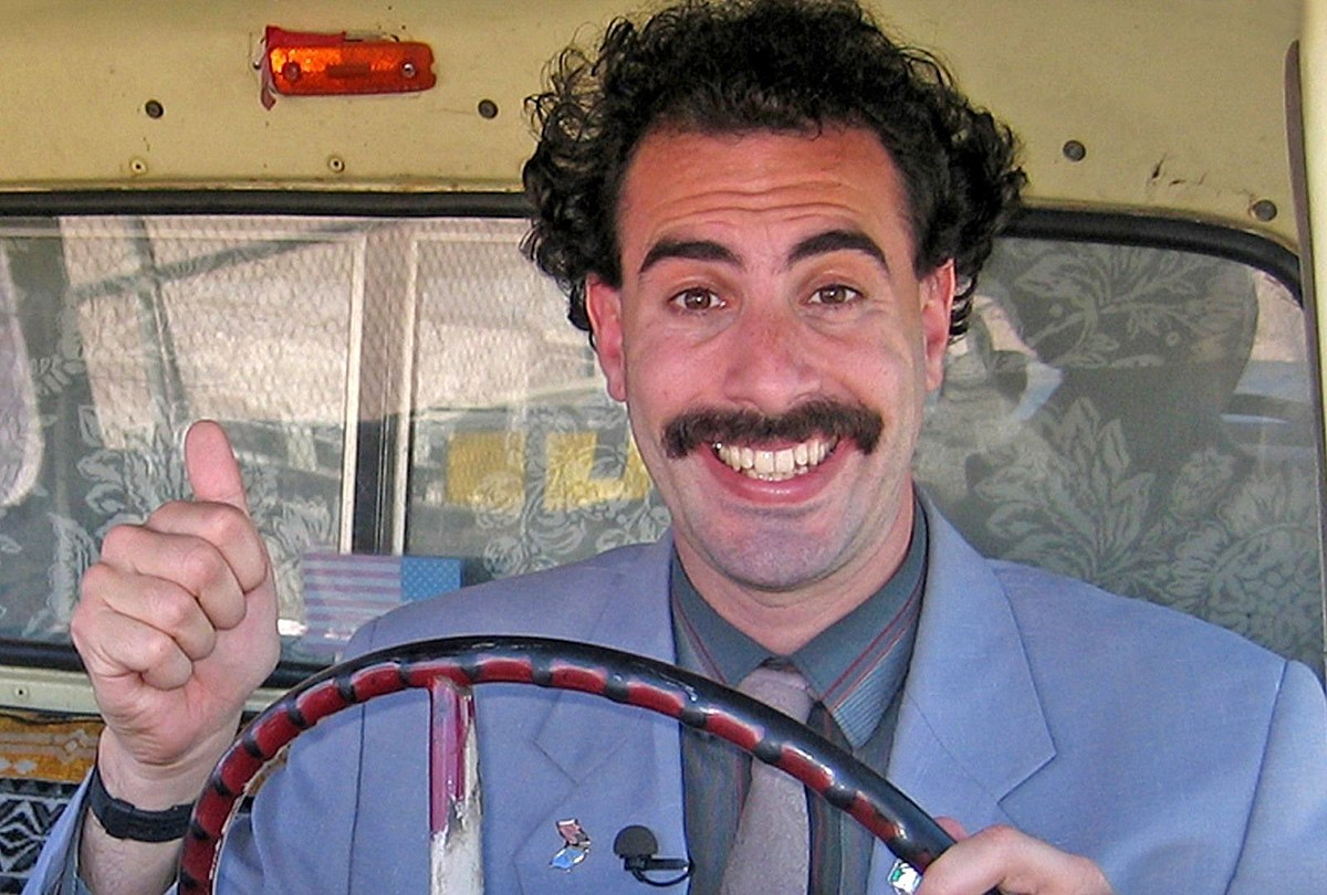 'Borat 2' Isn't Just in the Works - It's Already Been Shot