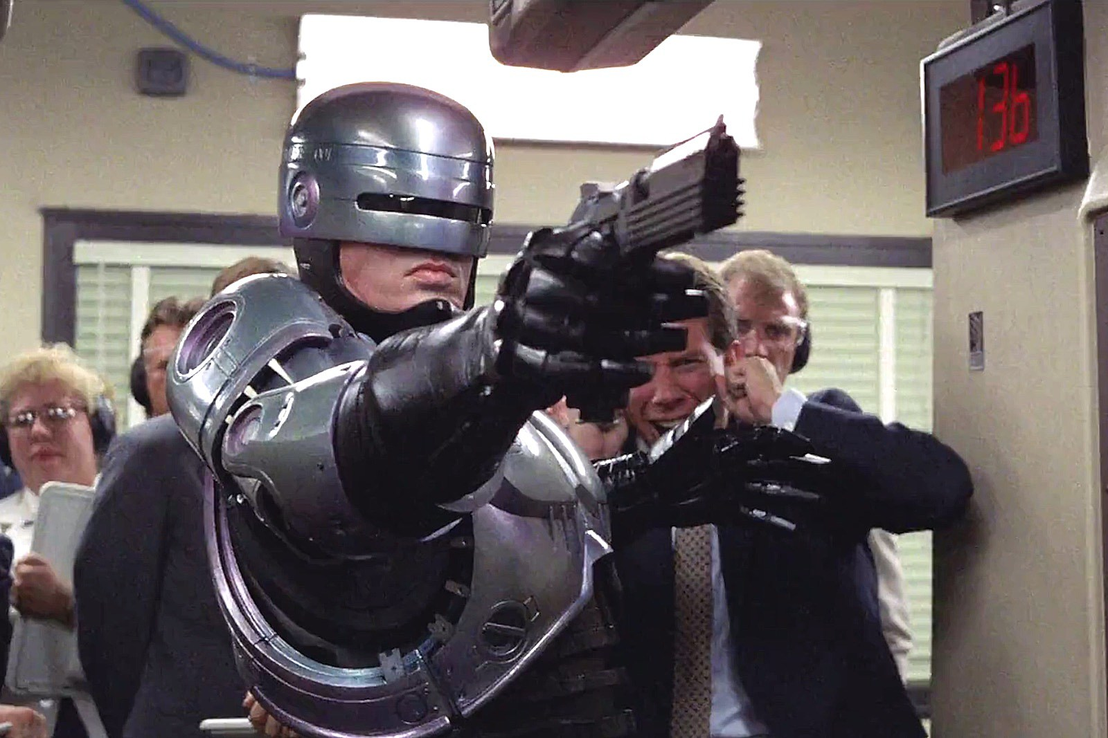 MGM Is Developing a 'RoboCop' Prequel Series