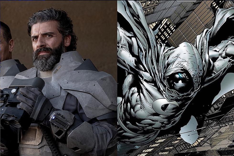 Oscar Isaac to Star in Marvel's 'Moon Knight' TV Series