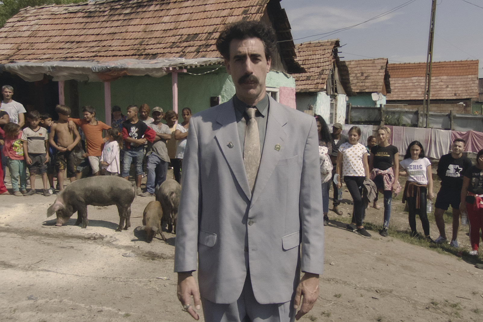 Amazon Says 'Tens of Millions of Customers' Streamed 'Borat 2'