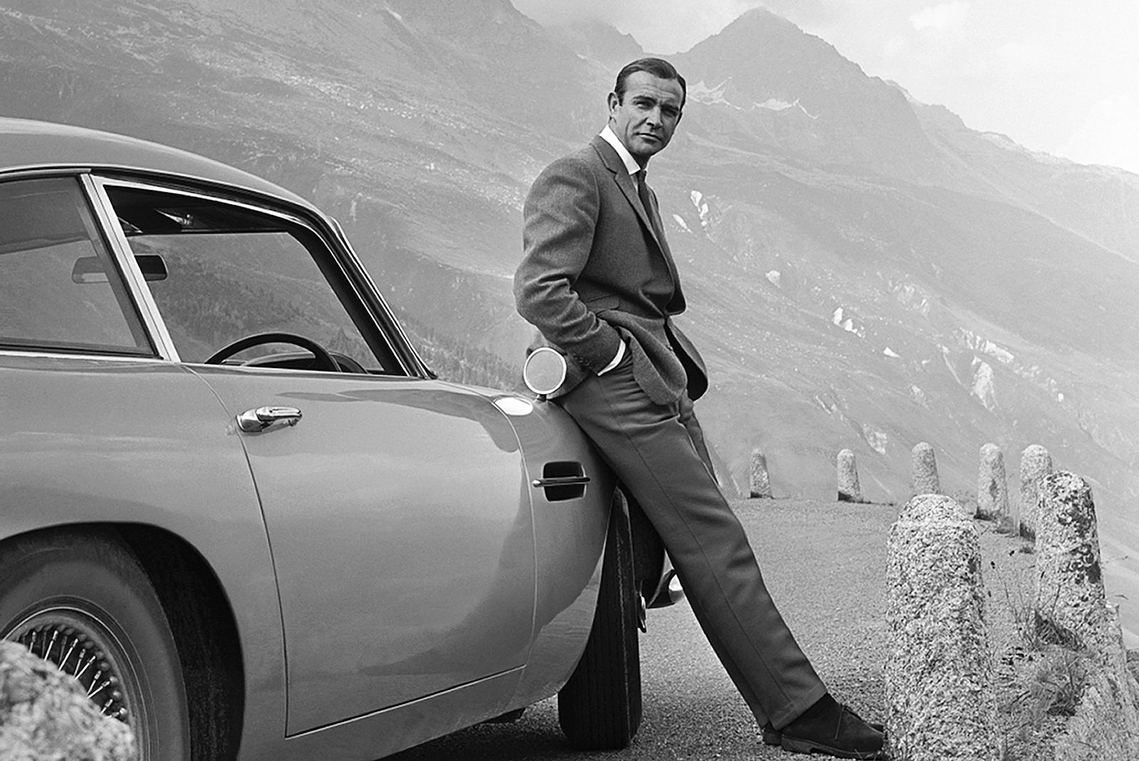 Sean Connery, Iconic James Bond Actor, Dies at 90