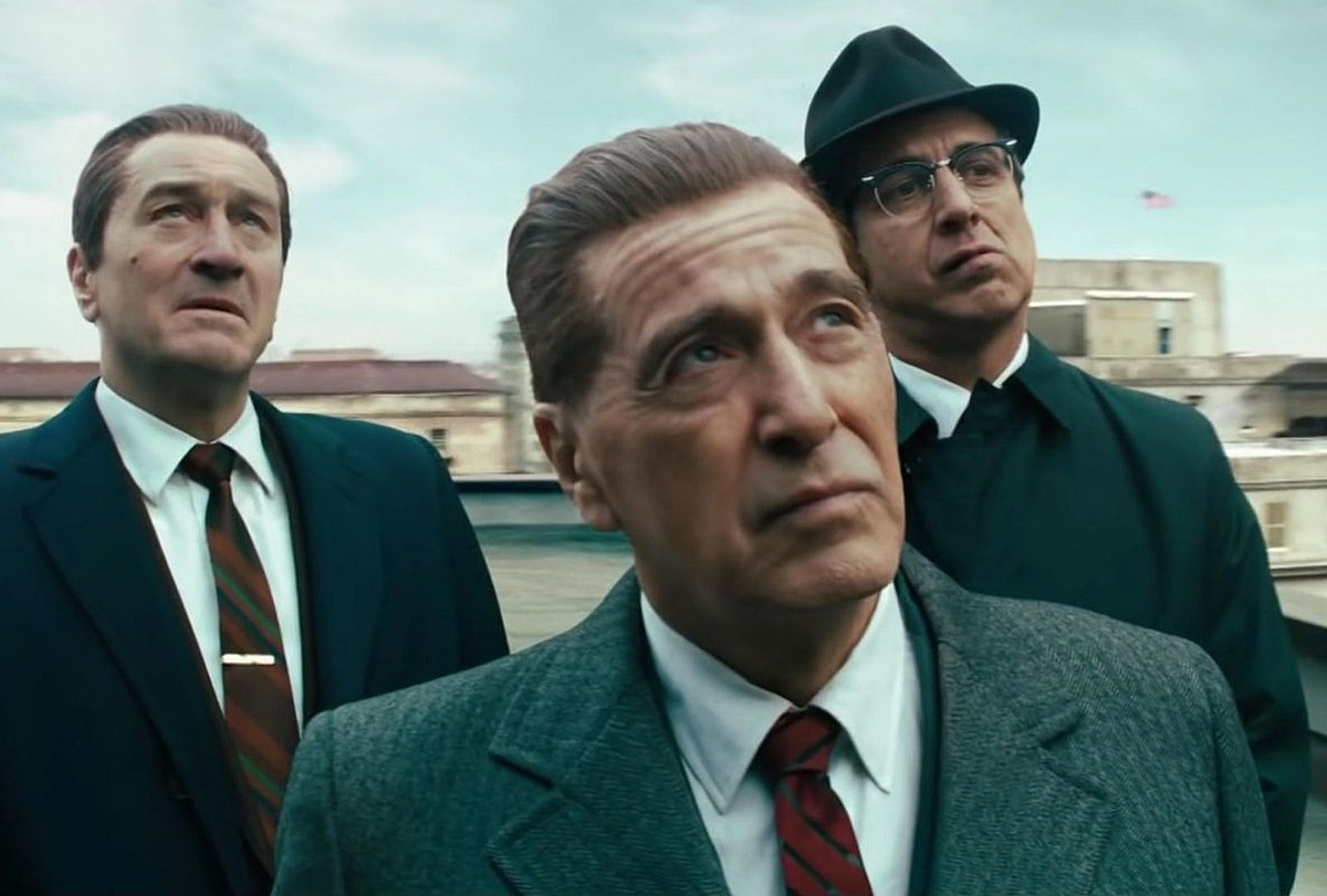 Watch Criterion's New 40-Minute Documentary About 'The Irishman'
