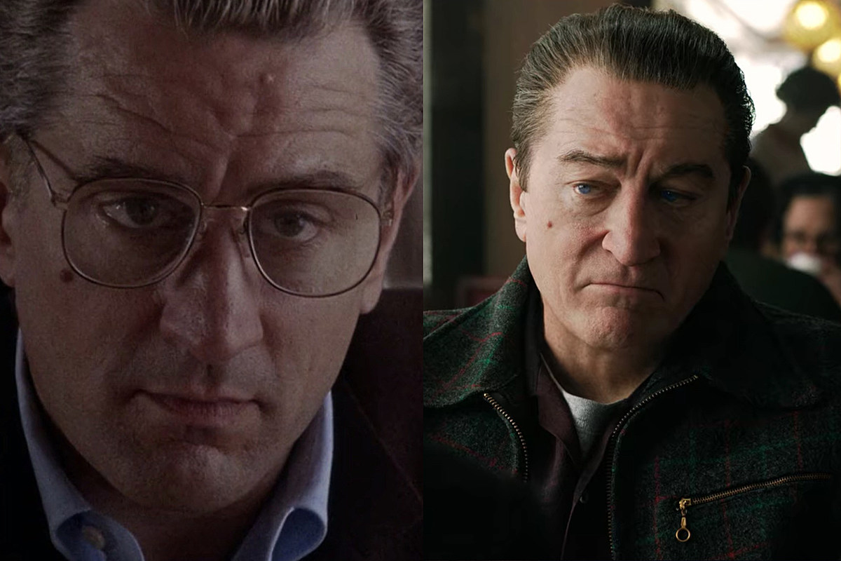 'The Irishman' Was Shot in the Same Diner As 'Goodfellas'