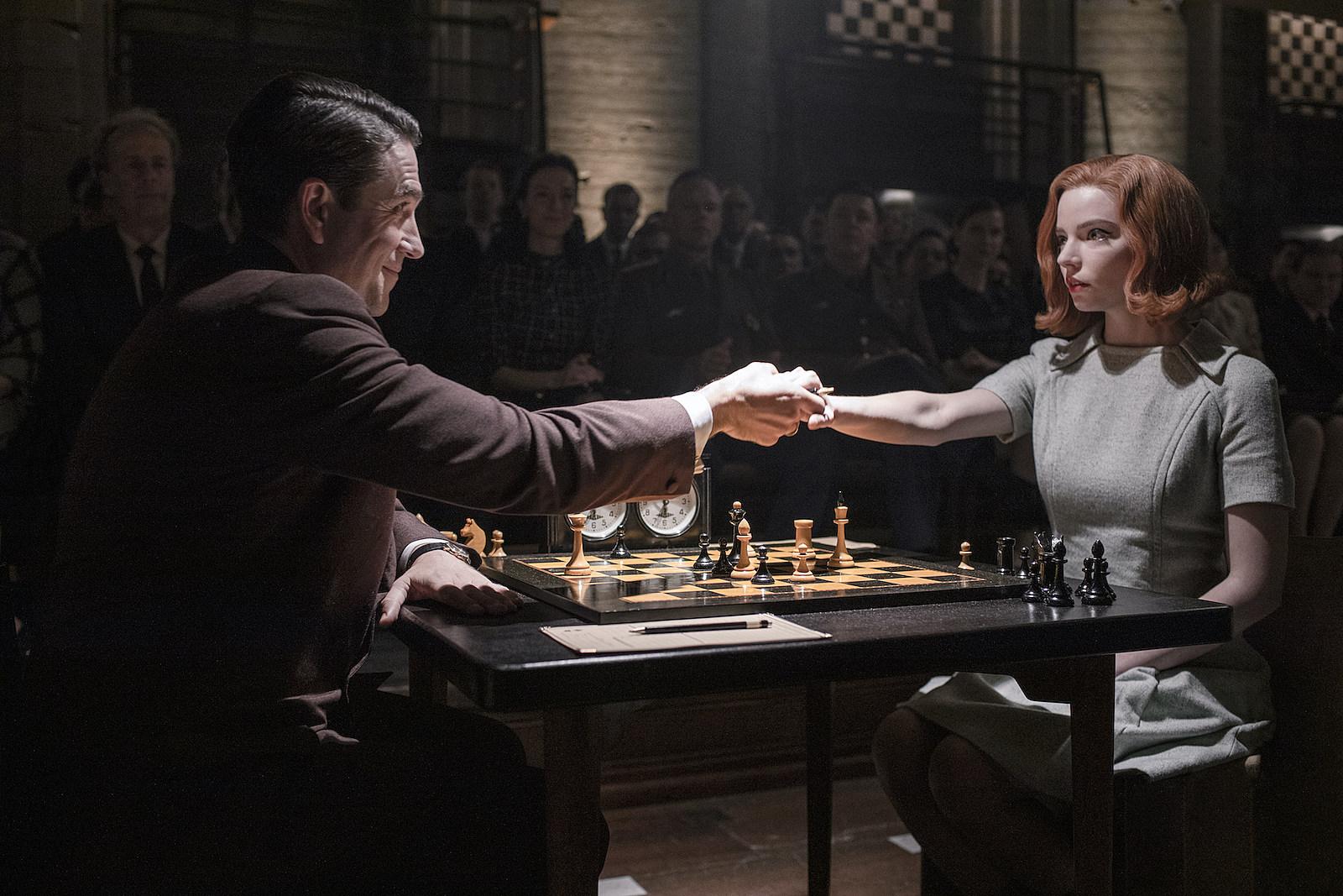 'The Queen's Gambit' Is