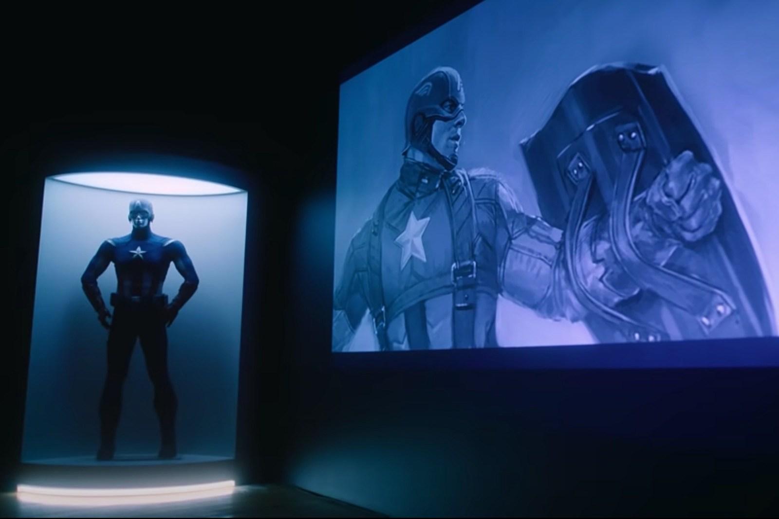 Falcon & Winter Soldier' Reveals the MCU's New Captain America
