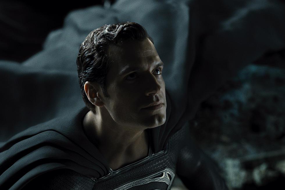 """snyder cut superman black costume 432 - Reseña de la """"Liga de la Justicia de Zack Snyder"""""""