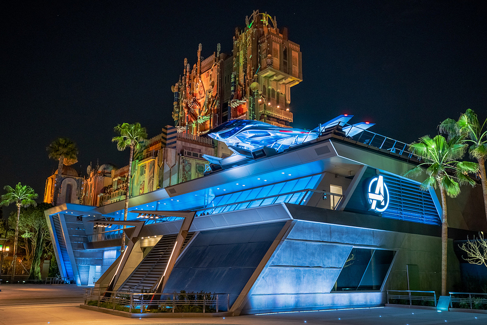 Christmas At Disneyland 2021 Dates Disneyland Reveals First Look Opening Date For Avengers Campus