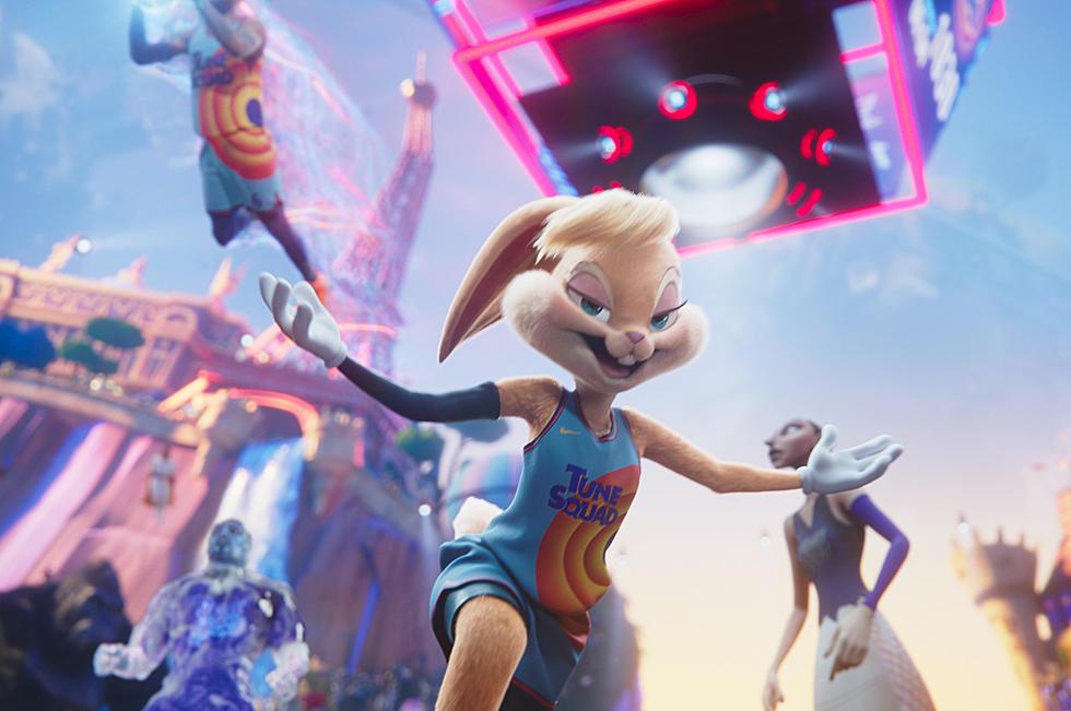 Zendaya Voices Lola Bunny in 'Space Jam 2'
