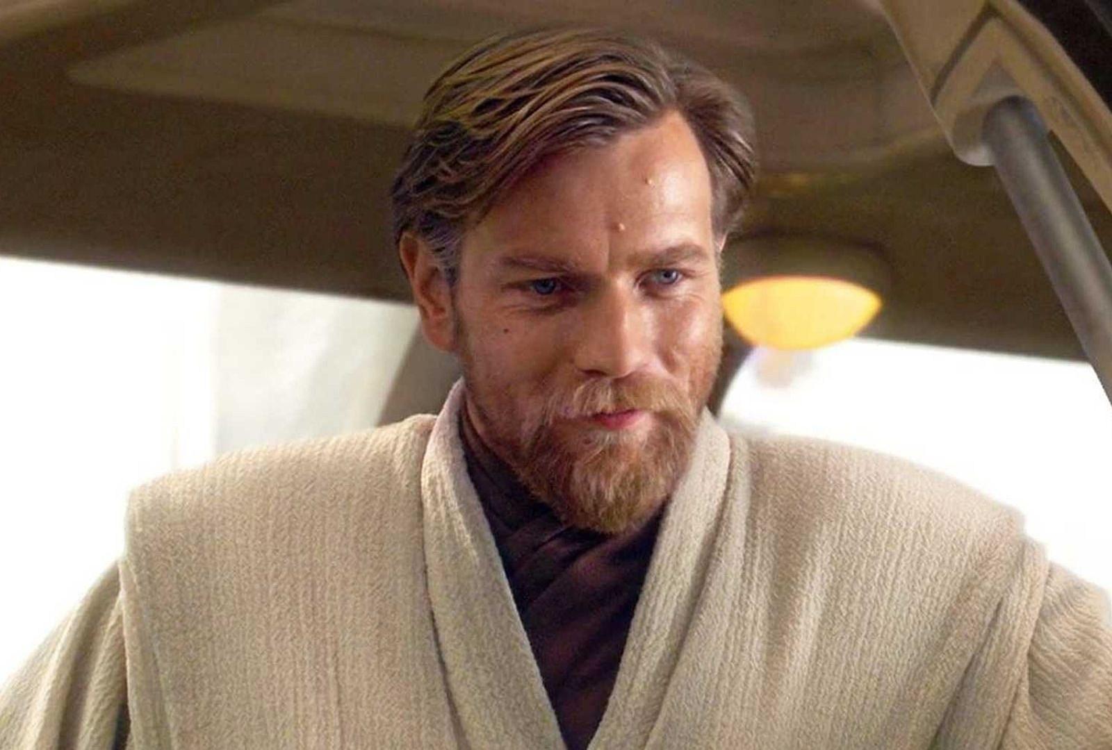 "Obi-Wan Kenobi (Ewan McGregor) in ""Star Wars: Revenge of the Sith"" (2005)"