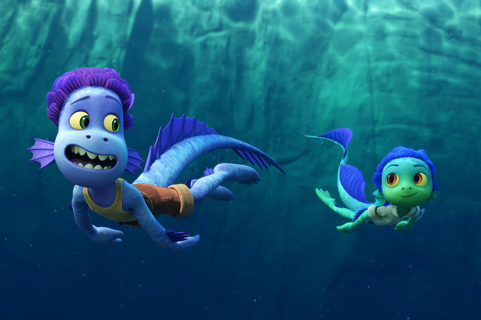 Luca' Review: Something's Fishy About This Pixar Film