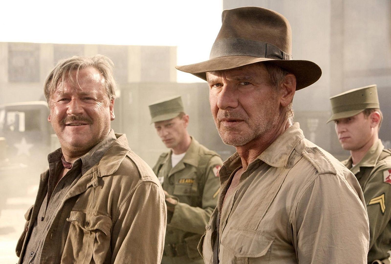 New 'Indiana Jones 5' Set Photo May Confirm Plot Rumor