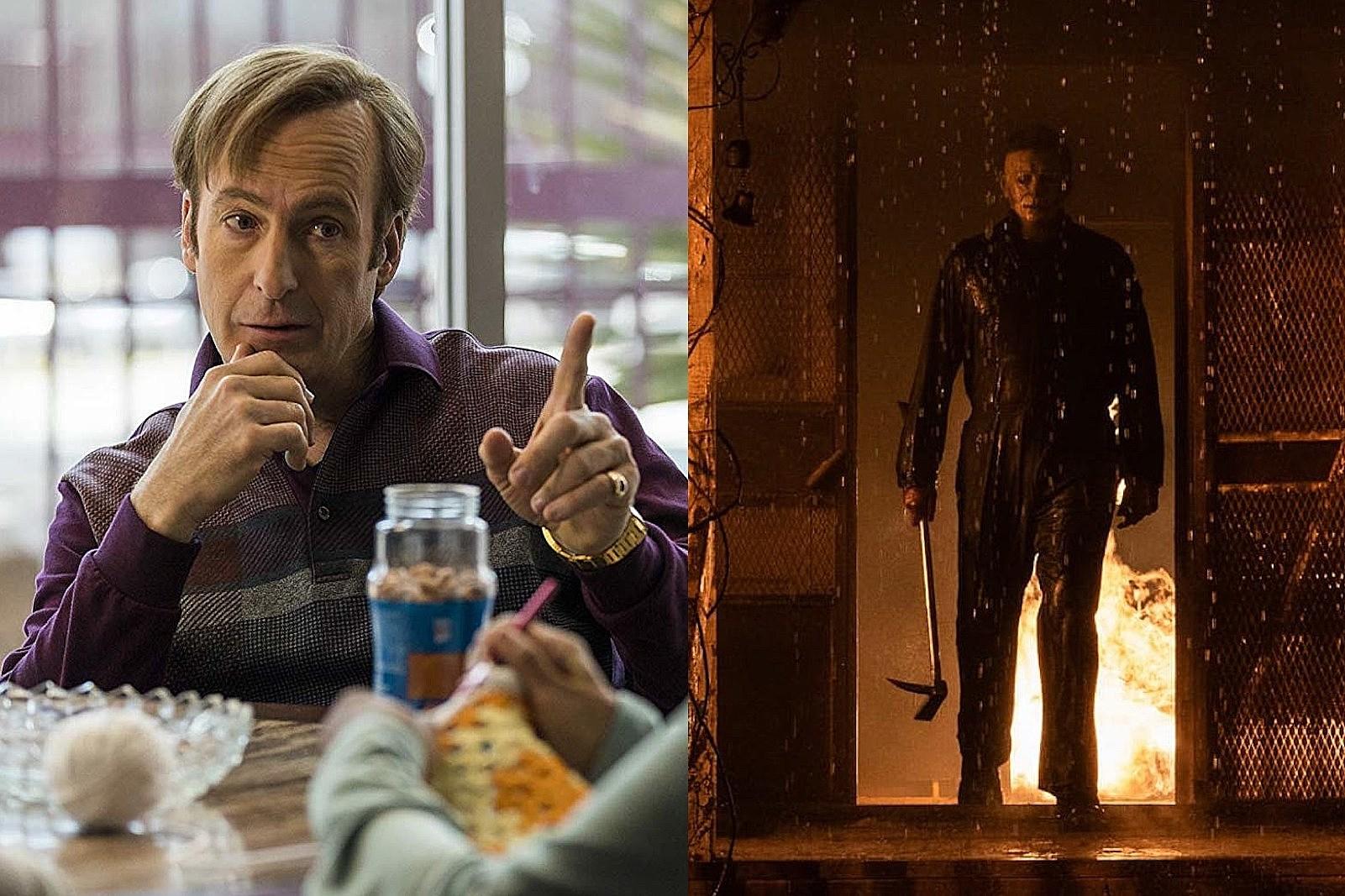 Is Bob Odenkirk In 'Halloween Kills'? Sort Of.