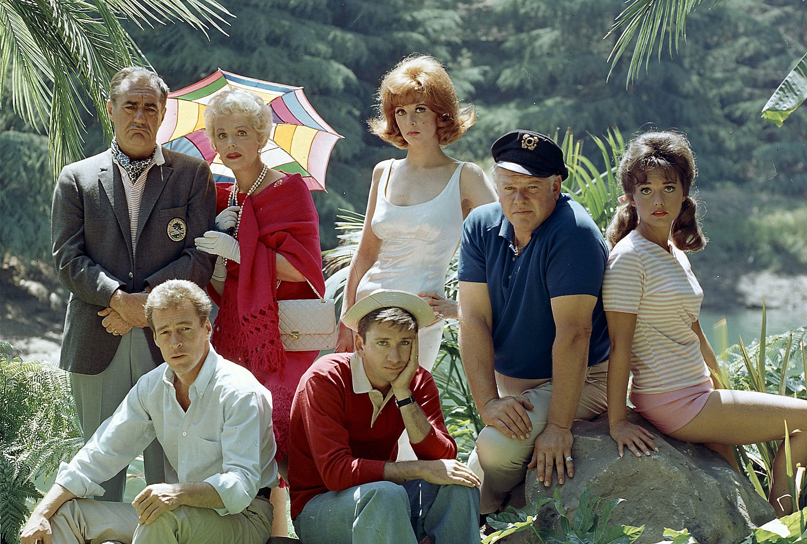 A 'Gilligan's Island' Horror Movie? It Almost Happened Twice