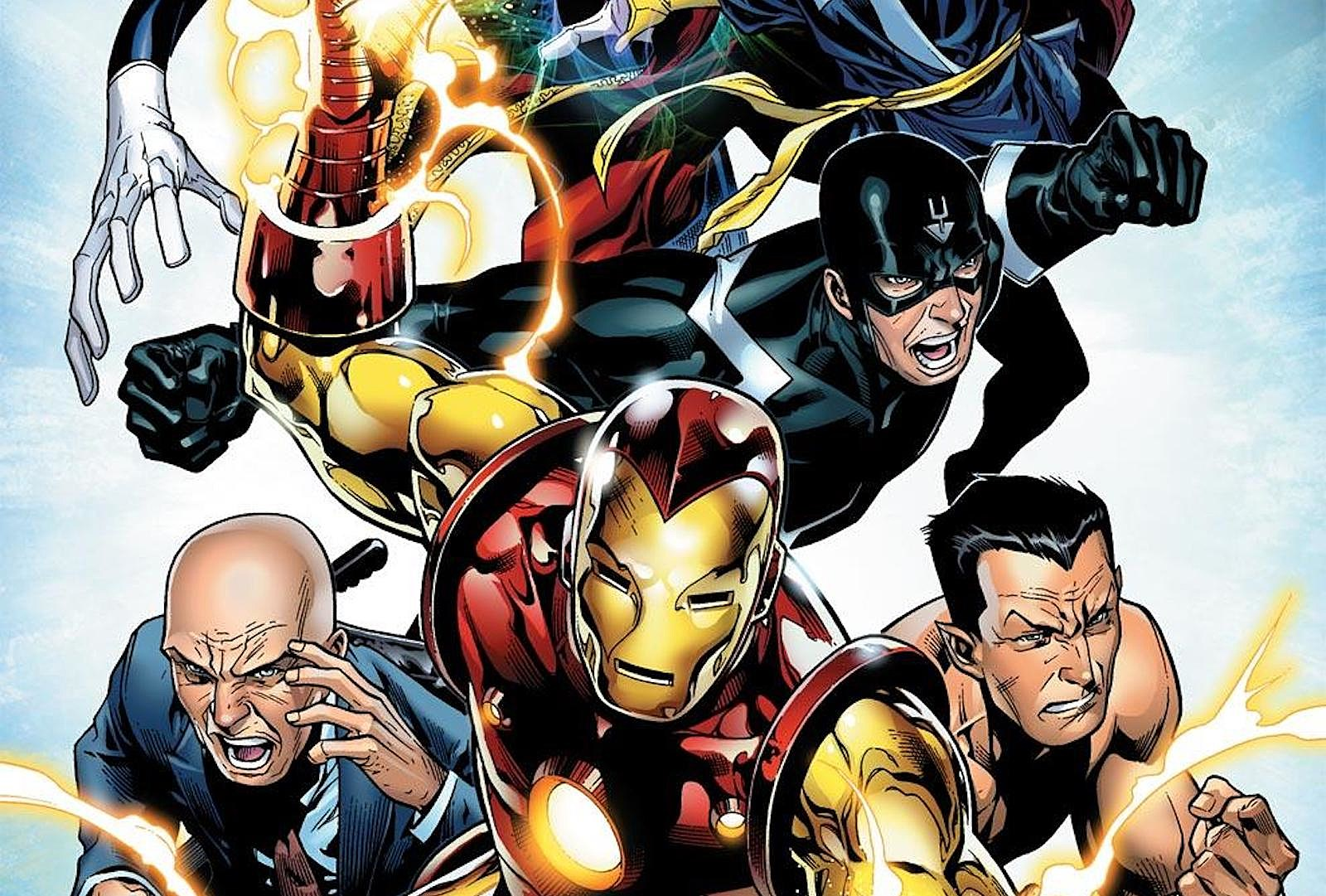 How the Illuminati Could Join the Marvel Cinematic Universe