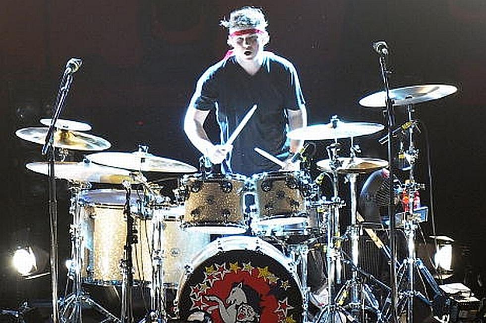 Smashing Pumpkins Drummer Opens Up About New Album 'Oceania'
