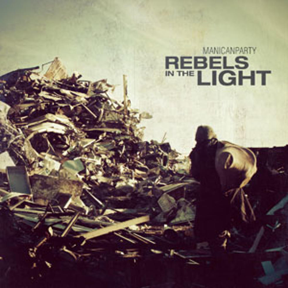 Manicanparty, 'Rebels in the Light' – Free MP3 Download