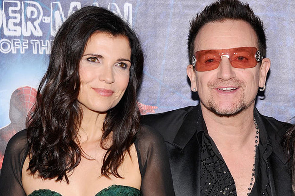 Bono and Wife Serenade Daughter With Duet of Lady Gaga's 'Telephone'