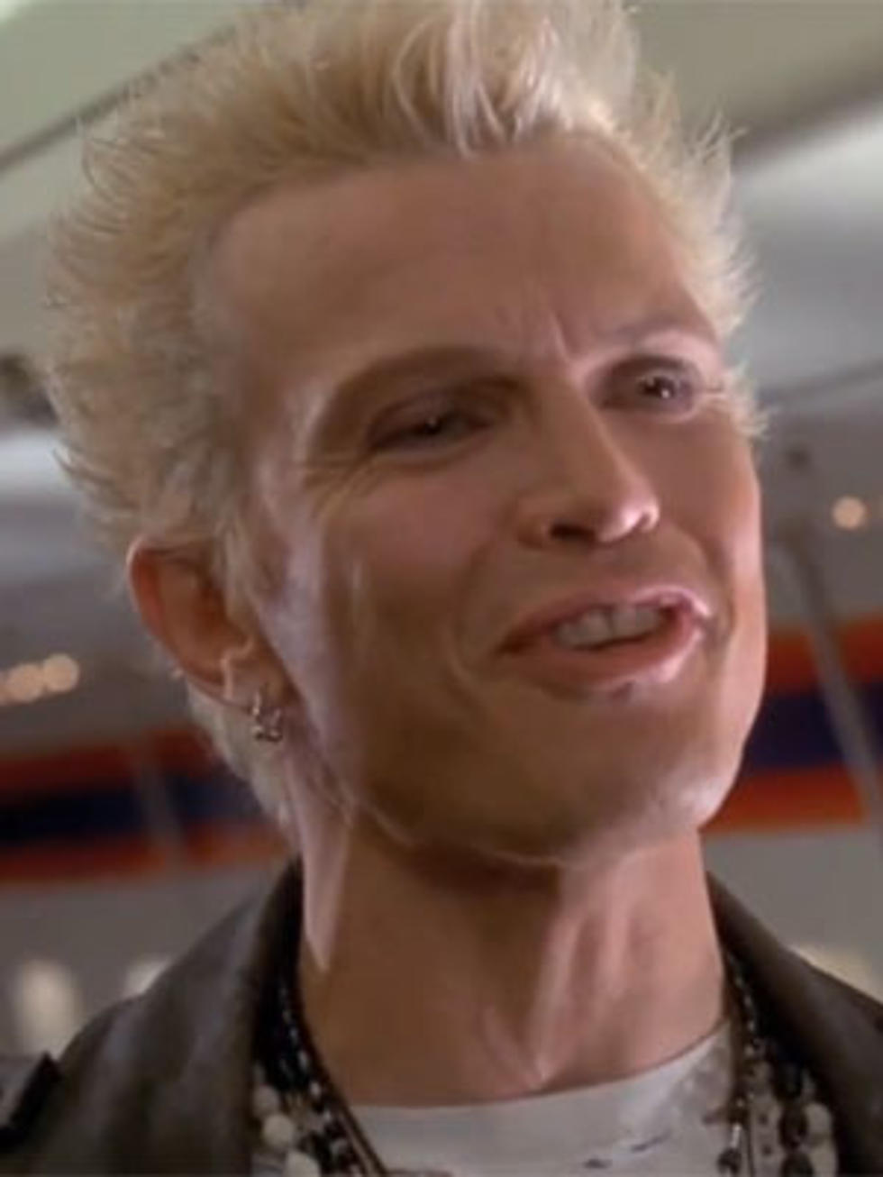 Billy Idol In The Wedding Singer Musician Movie Cameos