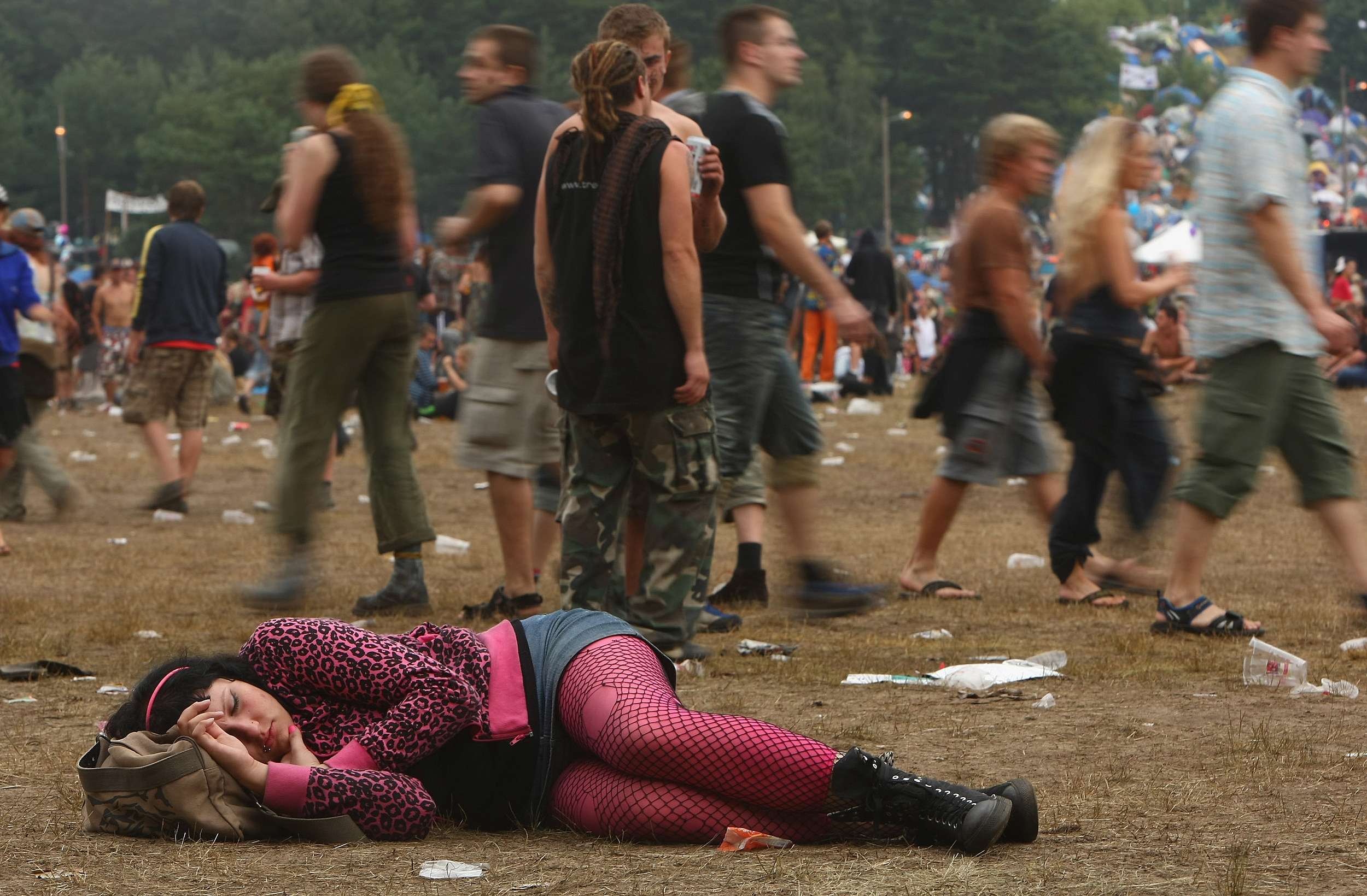 10 Most Shocking Festival Moments