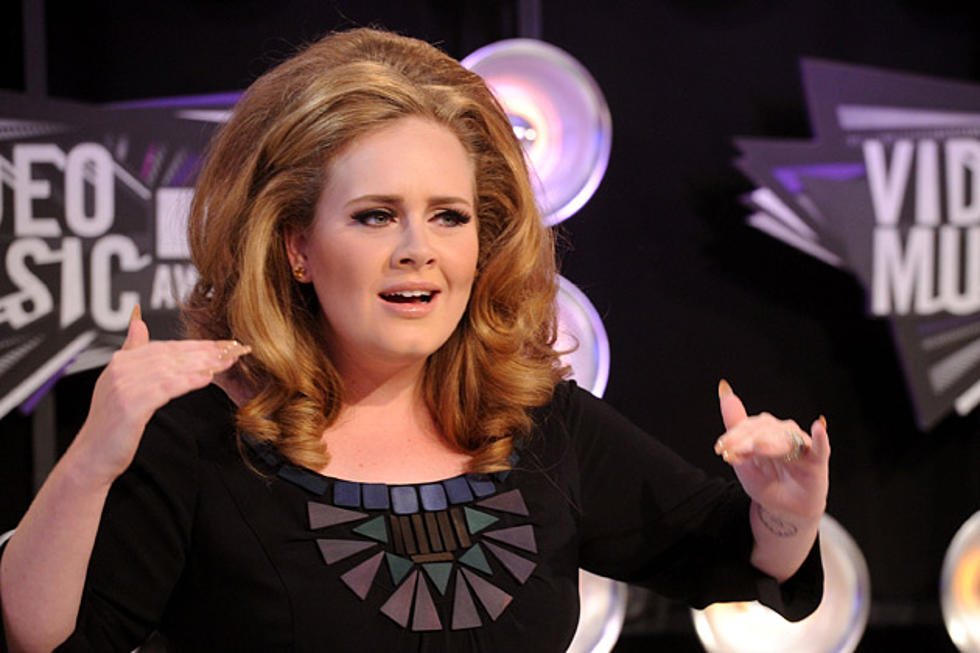 Adele Snags Golden Globe Nomination for 'Skyfall' Theme Song