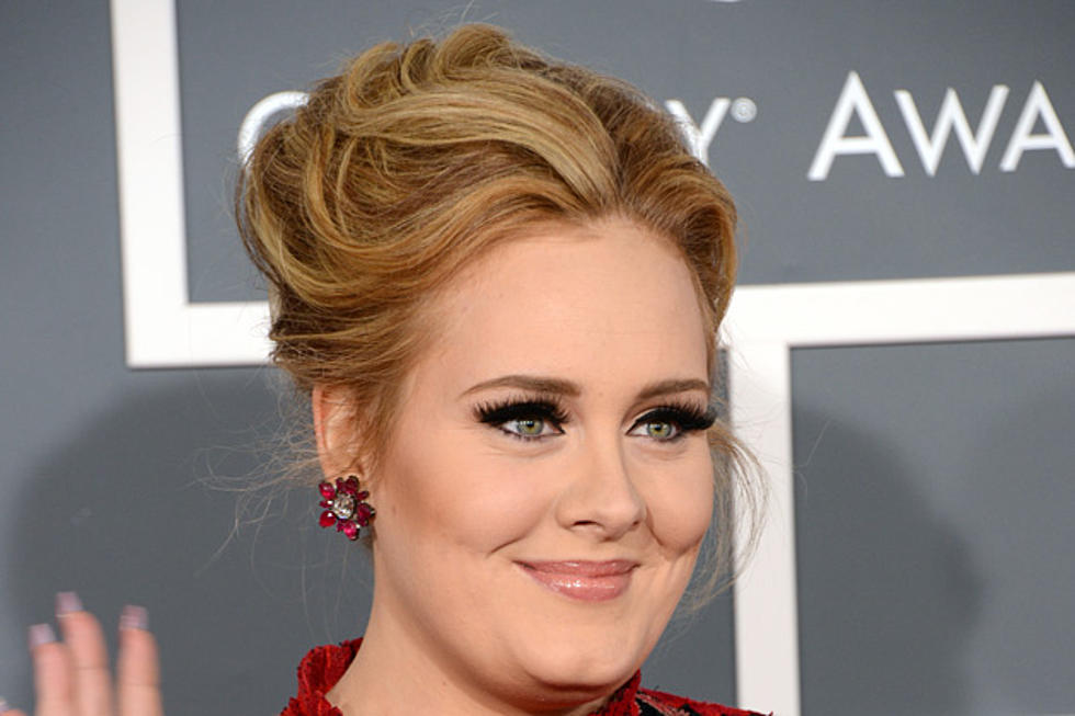 2013 Grammys: Adele's 'Set Fire to the Rain' Wins Best Pop