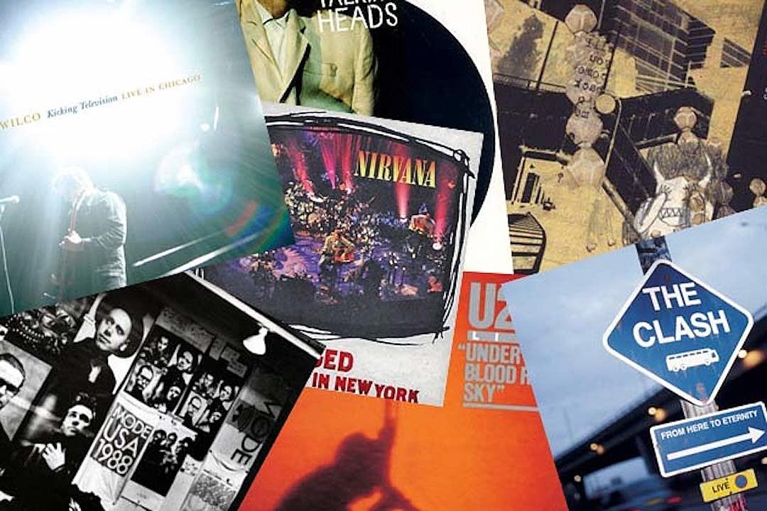 10 Best Live Albums
