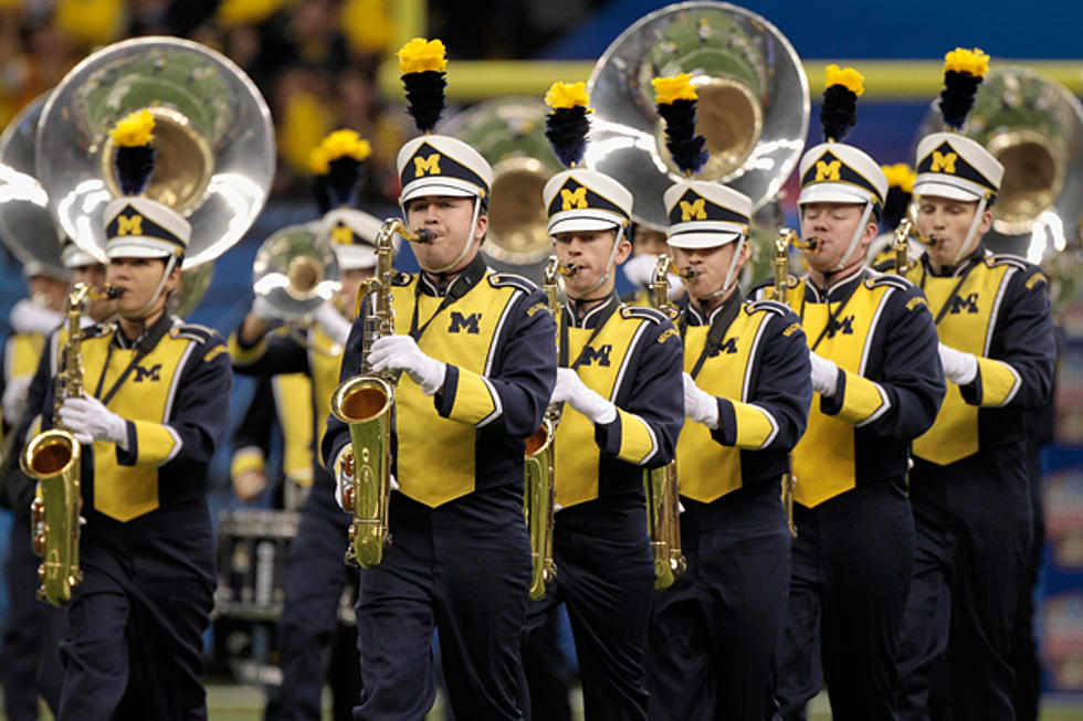 5 College Marching Bands That Rock