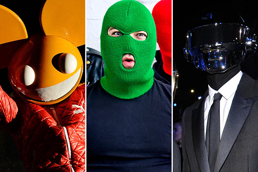 10 Awesomely Masked Indie Bands