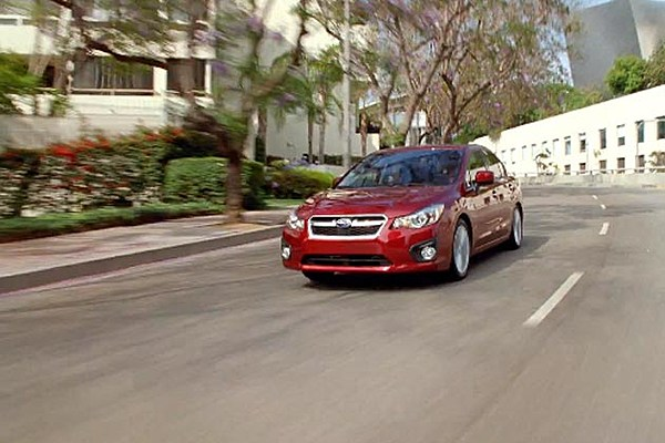 Subaru Impreza Sport Spotlight 2013 Commercial – What's ...