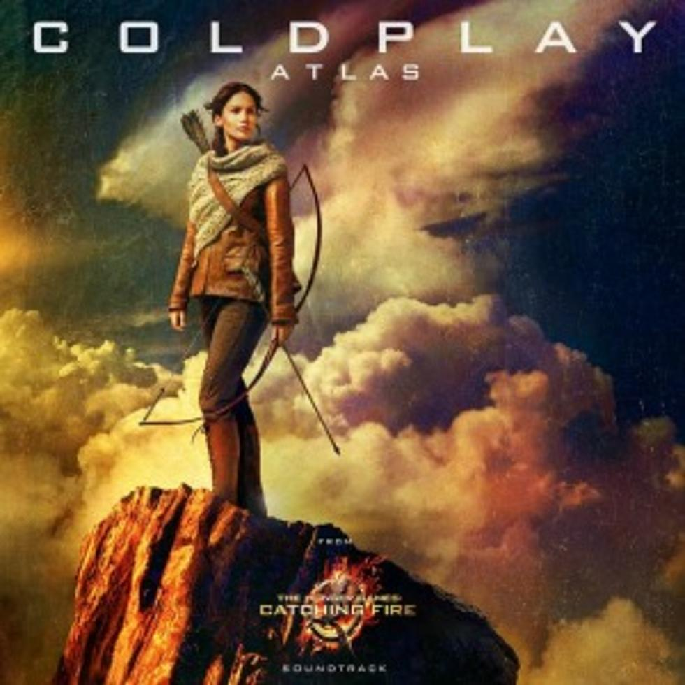 Coldplay Release New Song 'Atlas' from 'The Hunger Games: Catching