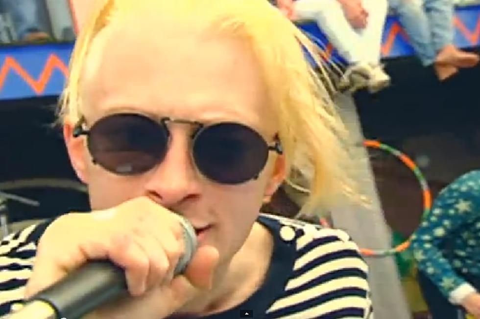 bc377d58fe7 Radiohead - TV s Most Surreal Music Performances