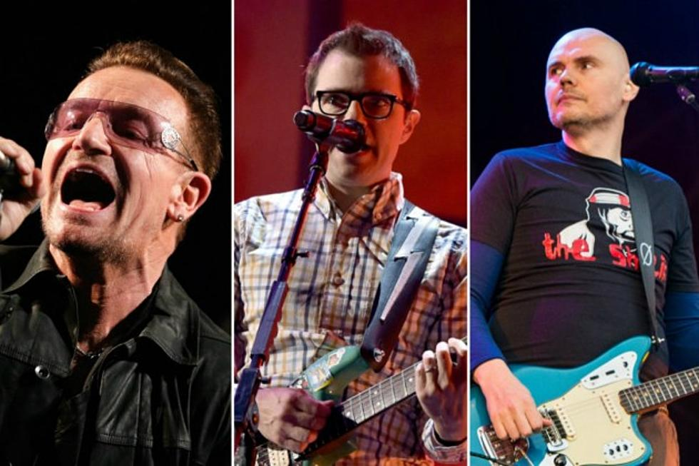U2, Weezer + More to Play KROQ Almost Acoustic Christmas