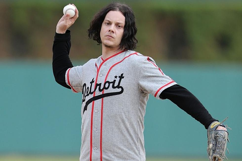 Jack White To Get His Own Topps Baseball Card
