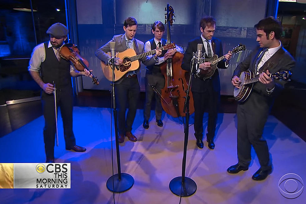 Watch the Punch Brothers Perform on 'CBS This Morning'