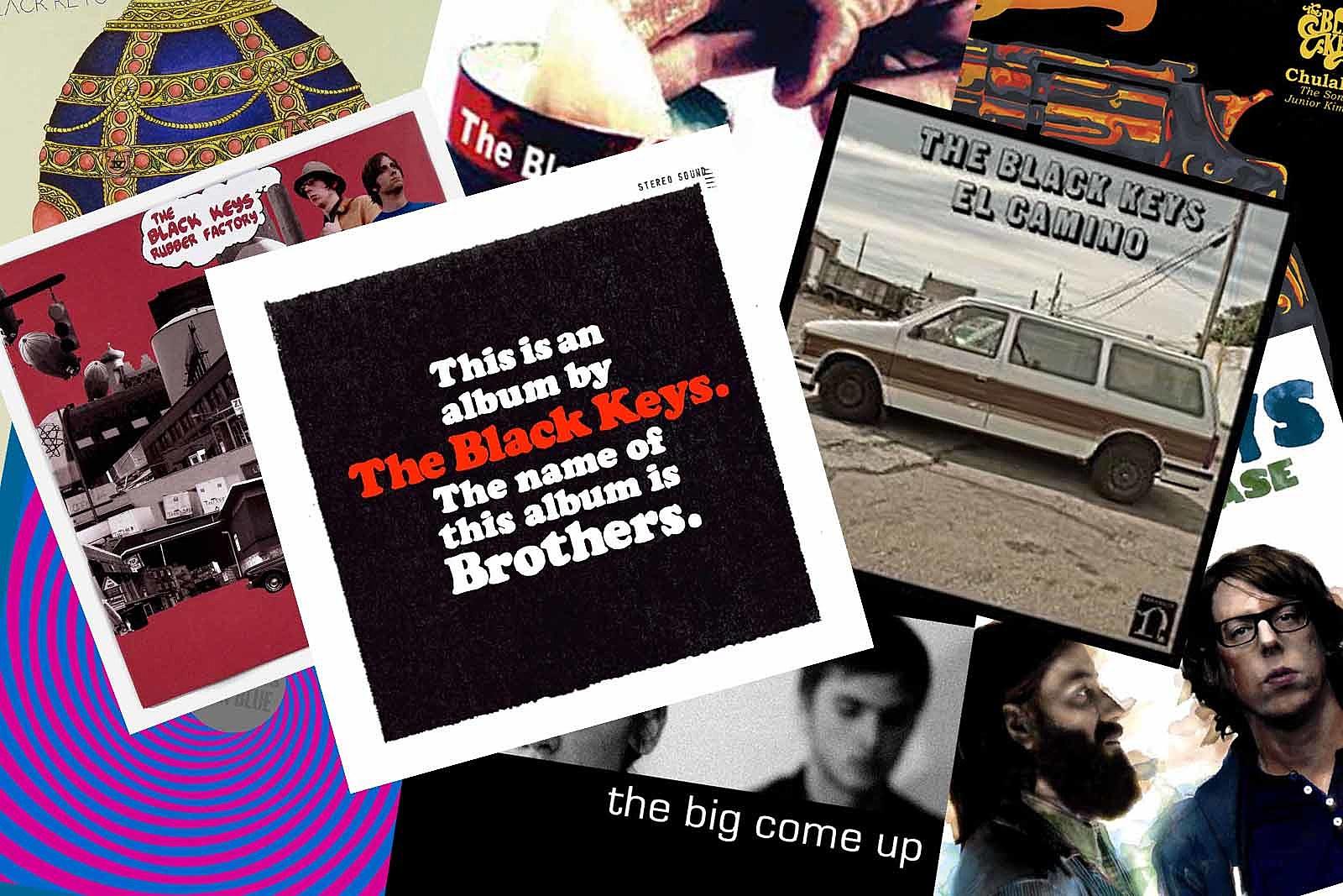 black keys discography list