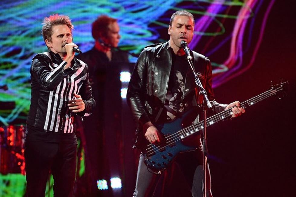 Muse Returned to Rock Because Their Songs Got Too Hard to Play Live