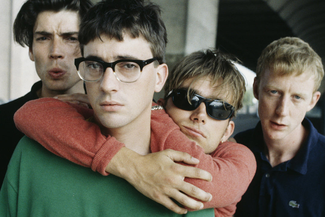 20 Years Ago: Blur Release 'The Great Escape'