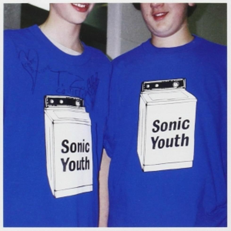 20 Years Ago Sonic Youth Release Washing Machine