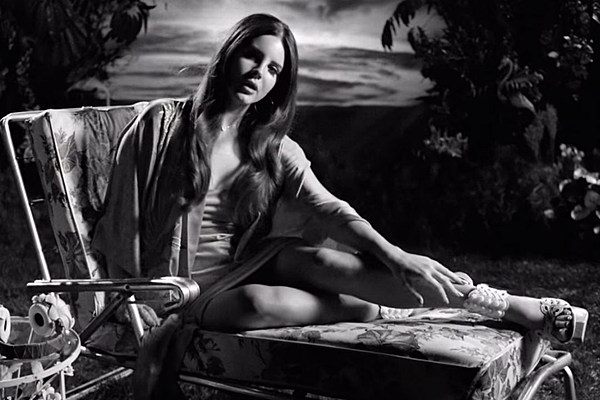 Lana Del Rey Takes A Surreal Swim In The Video For 'Music