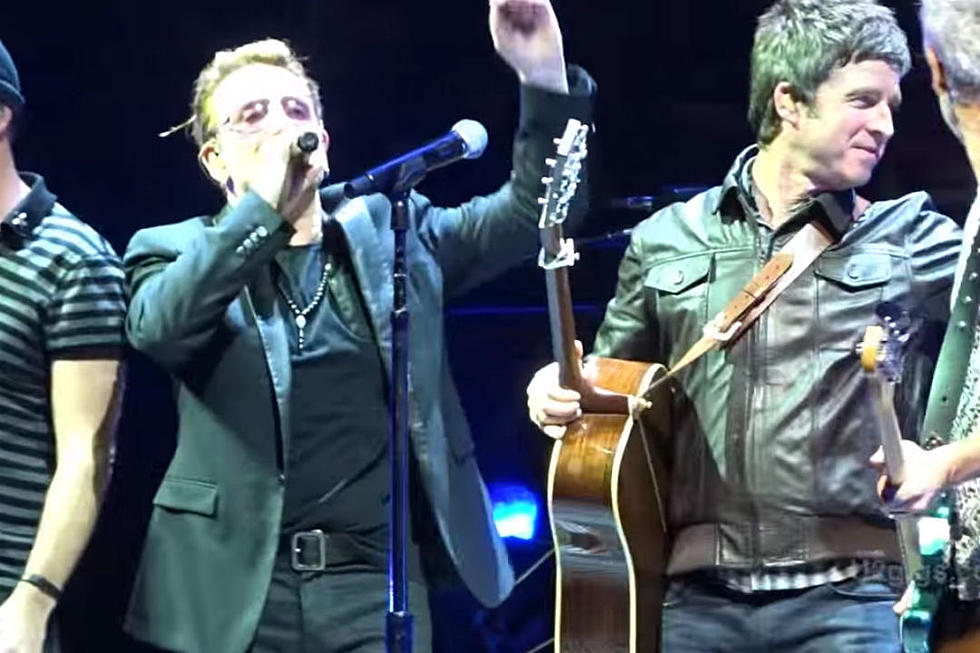 U2 Bring Out Noel Gallagher for 'I Still Haven't Found What I'm