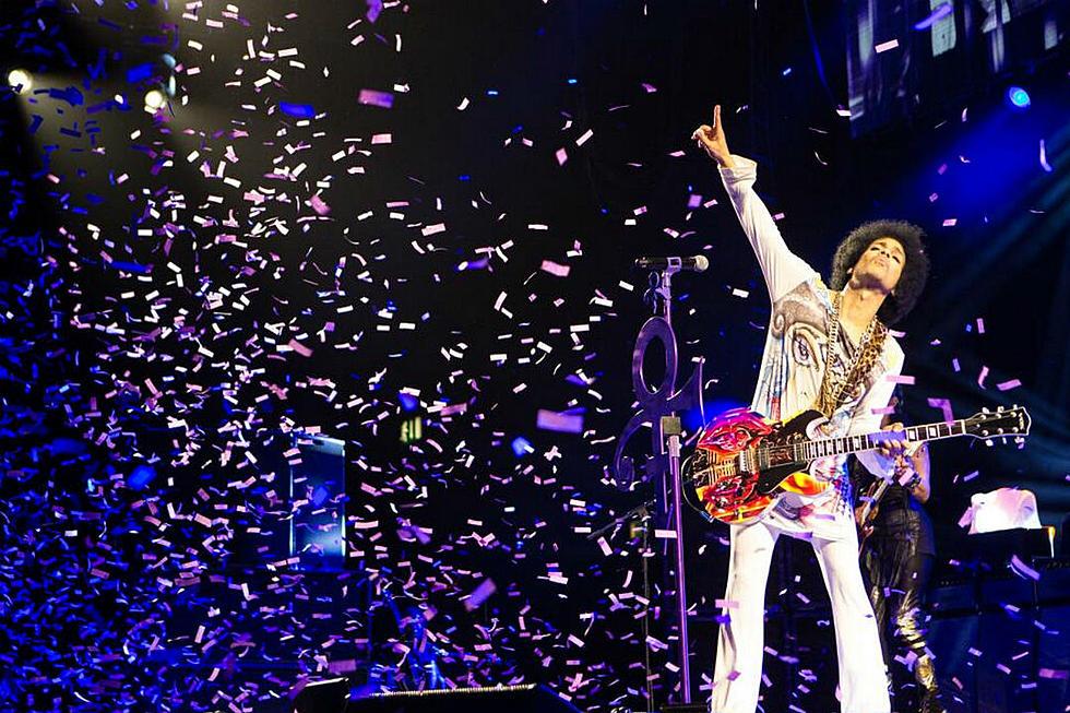 Surprise! Prince Drops 'HITnRUN: Phase Two' on Tidal