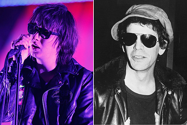 Julian Casablancas Delivers Spot On Velvet Underground